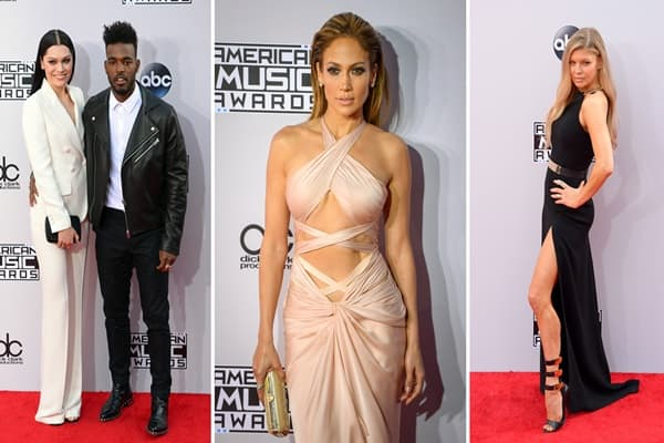 American Music Awards! (foto: David Crane / Los Angeles Daily News)