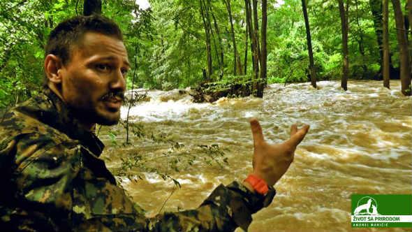 Voditelj Andrej Maričić piše kolumnu o životu sa prirodom na portalu Savrsena.com
