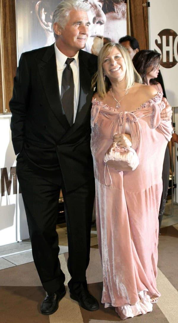 Barbra i James su već 16 godina u braku. (foto: Gloria)