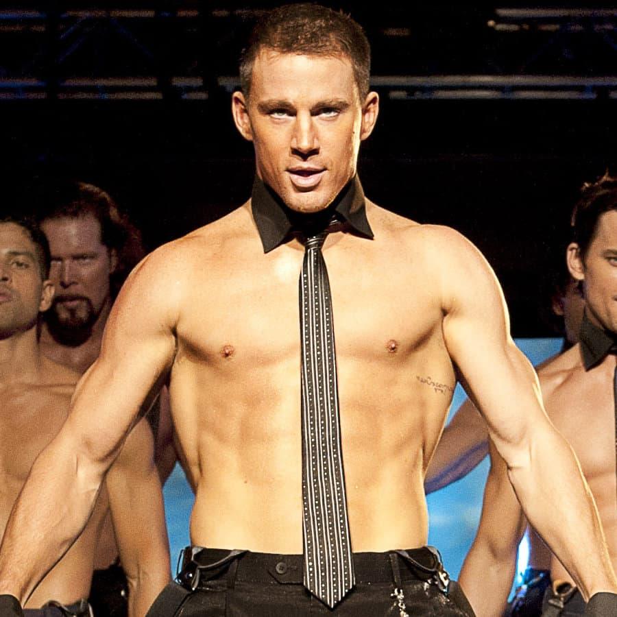 Channing se u mladosti bavio striptizom. (foto: Facebook)