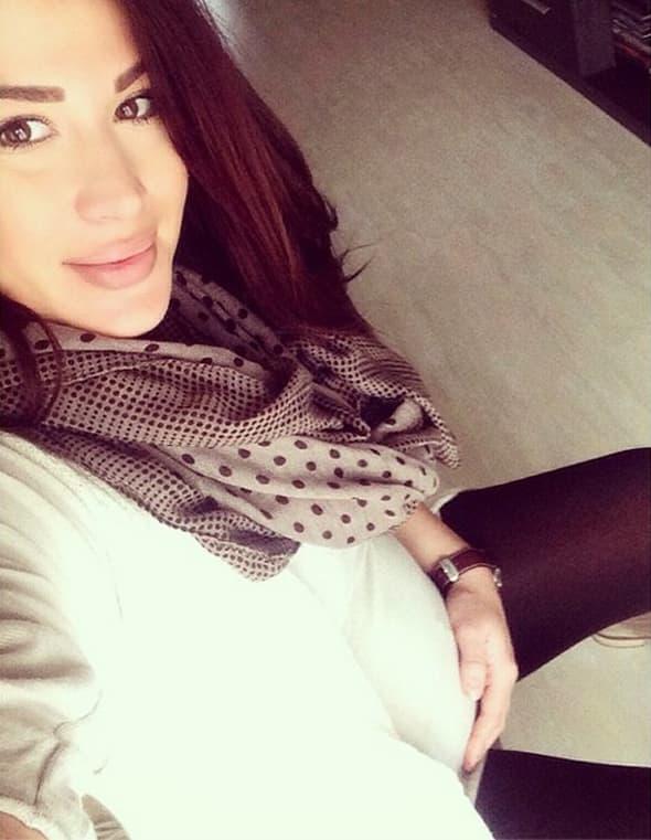 Premijera trudničkog stomaka (foto: instagram)