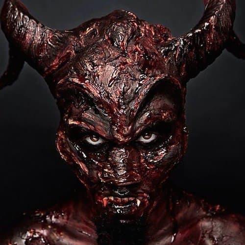 Edward Harington kao đavo