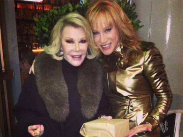 Kathy Griffin naslednica svoje velike prijateljice ( foto: CeleBuzz )