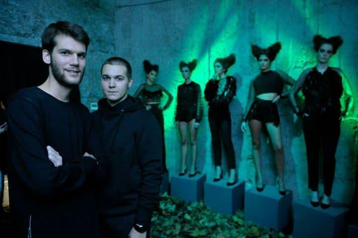Marko i Saša i njihova kolekcija INK