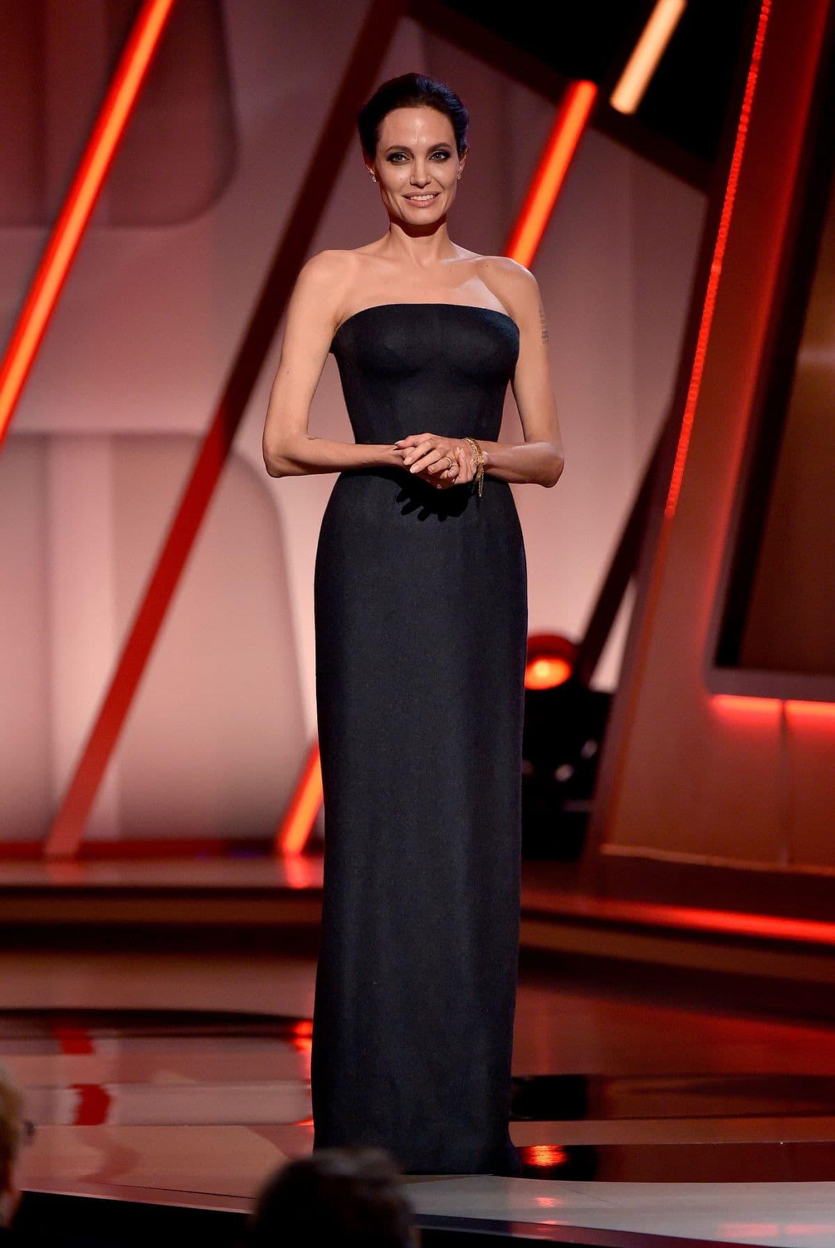 Na dodeli Hollywood Film Awards 2014 (foto: US Magazine)