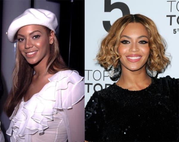 Beyonce 2004. i sad ( foto: Posh 24 )