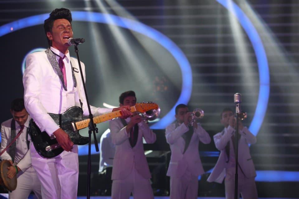 Čipi kao zavodnik Bruno Mars