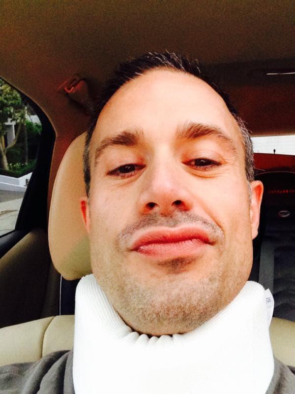 Glumac se oporavlja od teške operacije ( foto: Twitter )