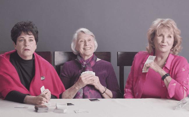 Tri bake su pred kamerama prvi put konzumirale marihuanu (foto: happyplace)