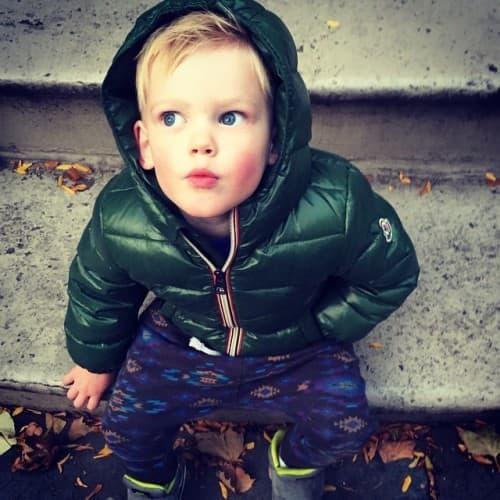 """""""Ovaj mali razbojnik mi je ukrao srce"""", napisala je Hilary ( foto: Instagram )"""