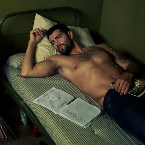Jesse Metclafe izgleda seksipilnije nego ikad (foto: Homorazzi)