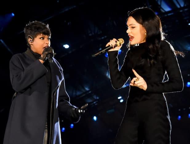 Pevačice su obradile 'Titanium'. (foto: Idolator)