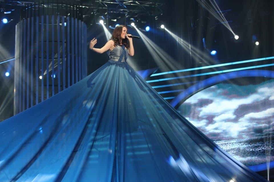 Katarina u vazduhu kao Jelena Tomašević