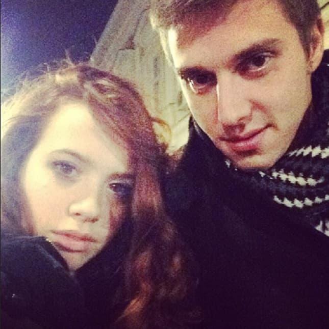 Katarina i Boška su već neko vreme zajedno (foto: instagram)