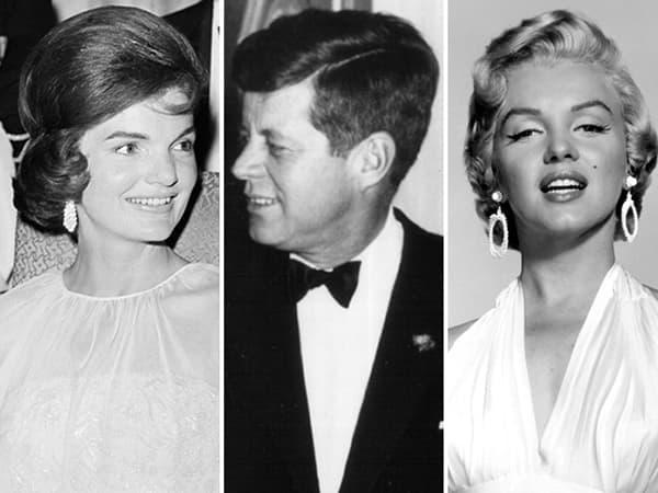 Ljubavni trougao Kennedy (Izvor: National Post)
