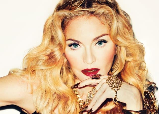 Pesma 'Rebel Heart' će se naći na novom Madonninom albumu (foto: Harper's Bazaar)