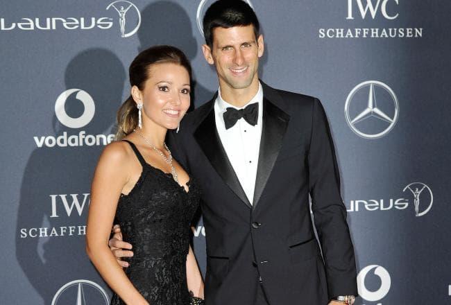 Novak i Jelena imaju prilično zanimljiv komšiluk (foto: Facebook)