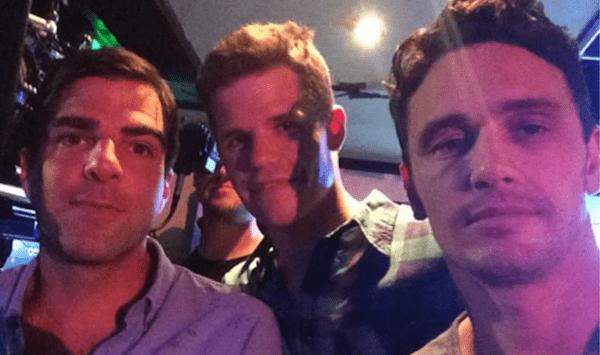 Ova trojica glumiće homoseksualce u filmu Michael (foto: out)