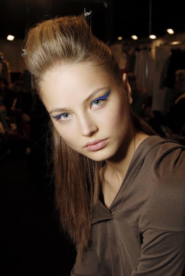 Modni agenti su obožavali njene oči... ( foto: Listal )