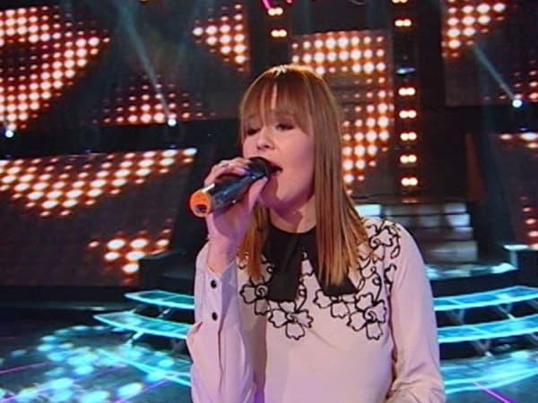 I vi ćete ostati bez teksta posle njenog nastupa (foto: RTV Pink)