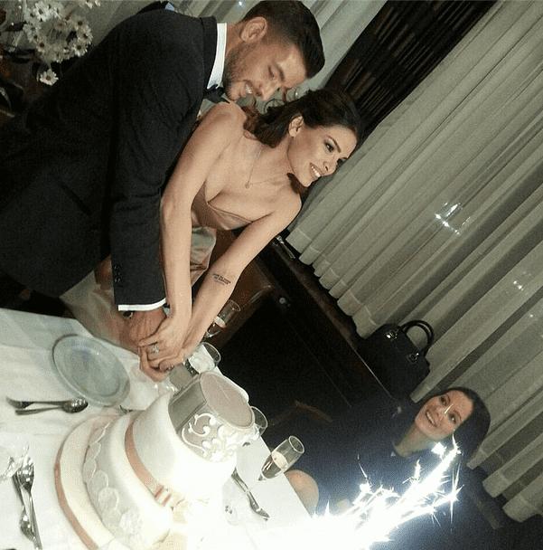 Bračni par Đorđević. (foto: Instagram)