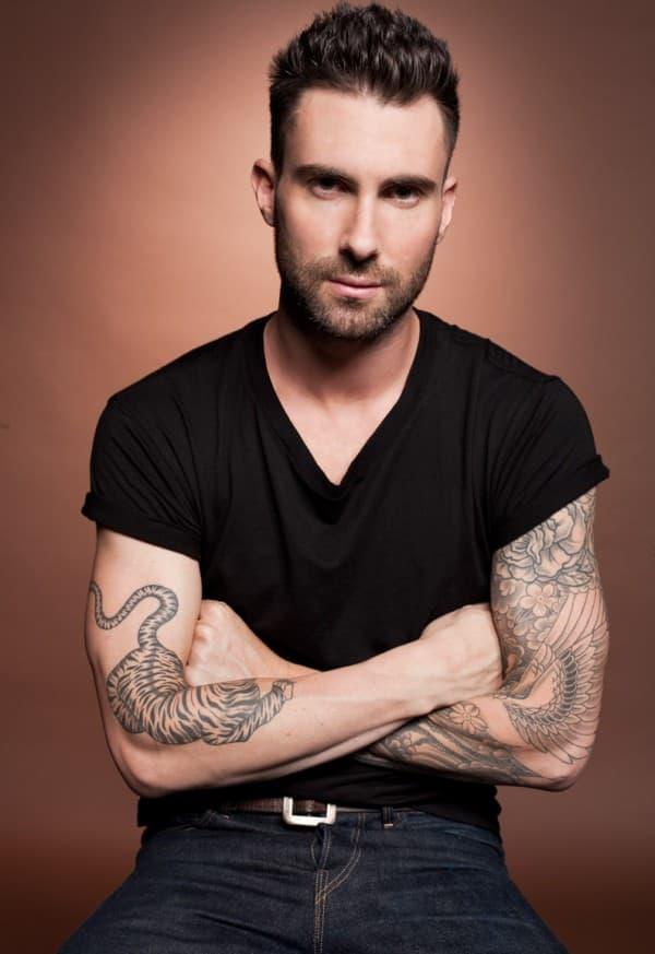 Adam Levine ( foto: MTV )