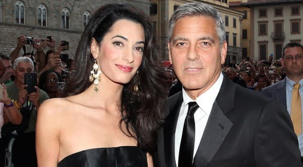 Supruga George Clooneya najfascinantnija osoba 2014. ( foto: Popsugar )