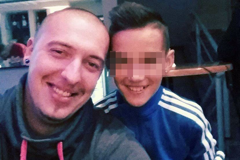 Dečak vraćen u dom (foto: Facebook)