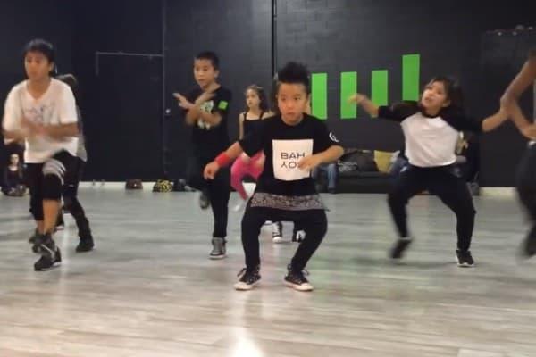 Bah Boy, 8-godišnji plesač ( foto: In Touch Weekly )