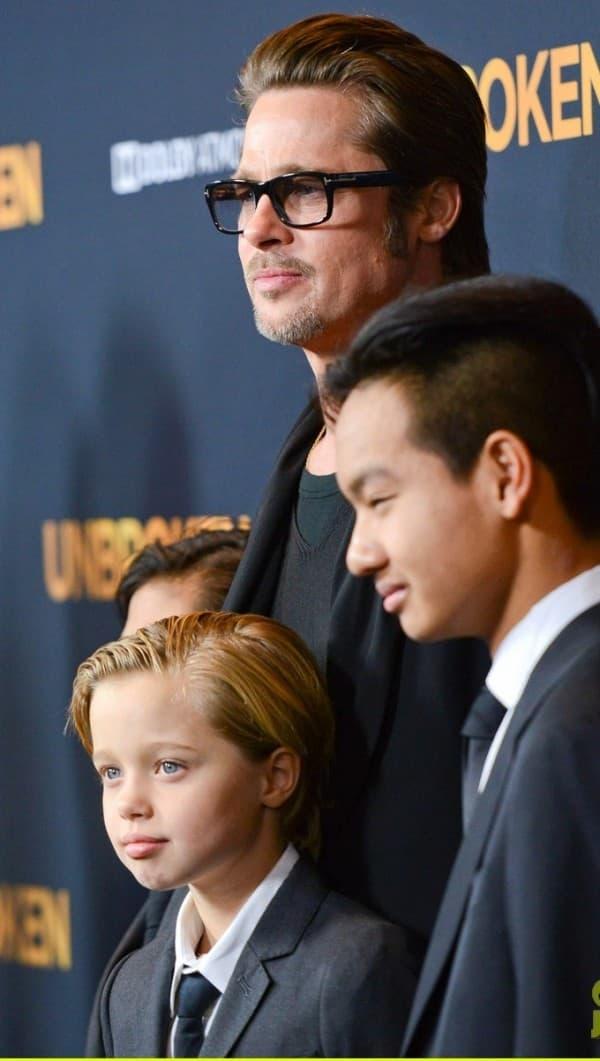 8-godišnja Shiloh je nasledila najbolje gene svojih roditelja ( foto: Just Jared )