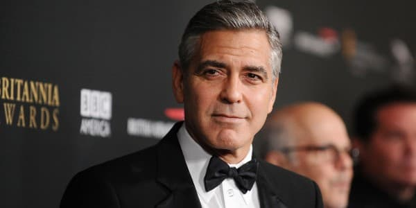 George Clooney ( foto: Huffington Post )