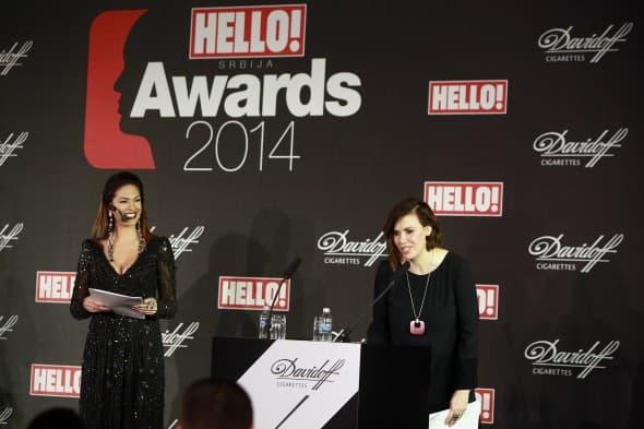 Nadežda Jokić, glavna i odgovorna urednica magazina Hello!