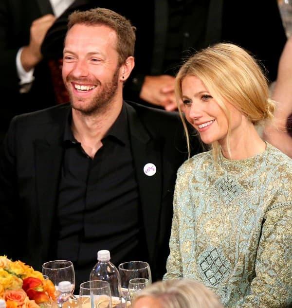 Gwyneth Paltrow i Chris Martin ( foto: US Magazine  )