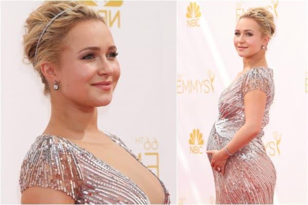 Hayden na dodeli nagrada Emmy
