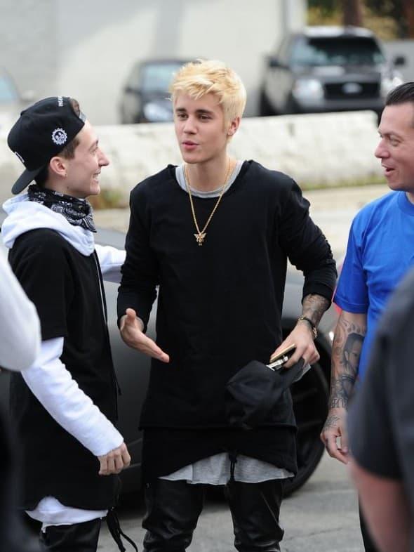 Drastična promena Justina Biebera (foto: WENN)