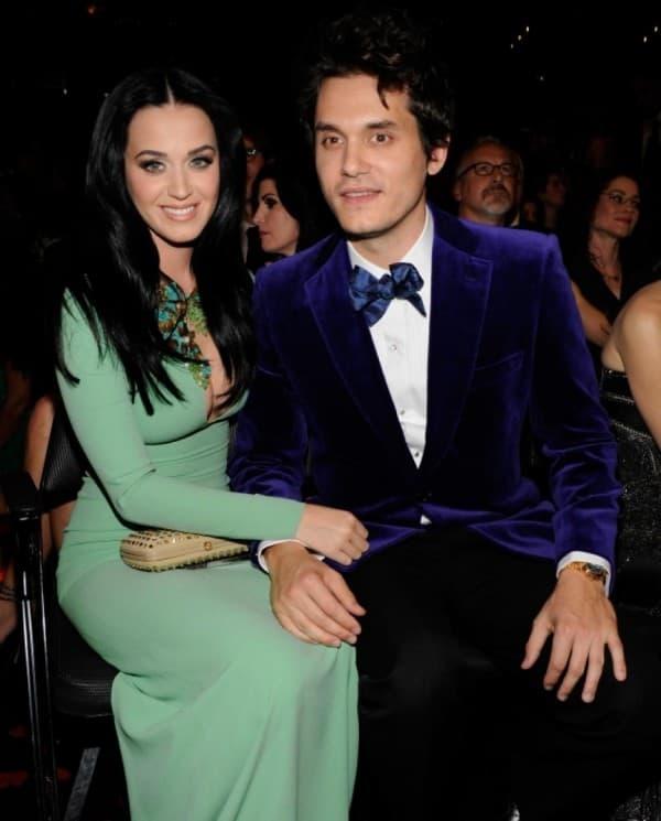 Katy Perry i John Mayer ( foto: NY Daily )