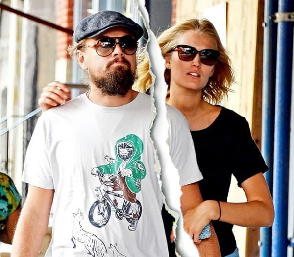 Leonardo DiCaprio i Toni Garrn ( foto: US Magazine )
