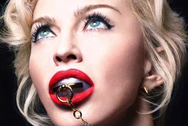 Madonna tvrdi da nova pesma nije o Gagi (foto: Instagram)