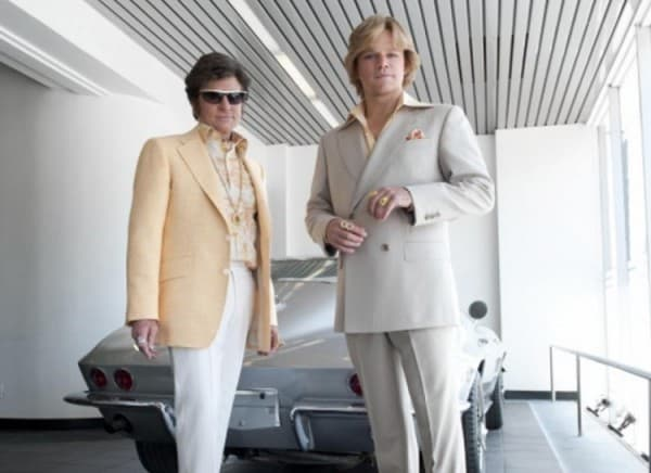 Matt Damon i Michael Douglas ( foto: Suggest )