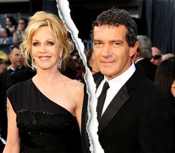 Melanie Griffith and Antonio Banderas ( foto: US Magazine )