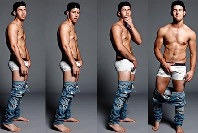 Nick Jonas za Flaunt magazin (foto: hollyscoop)