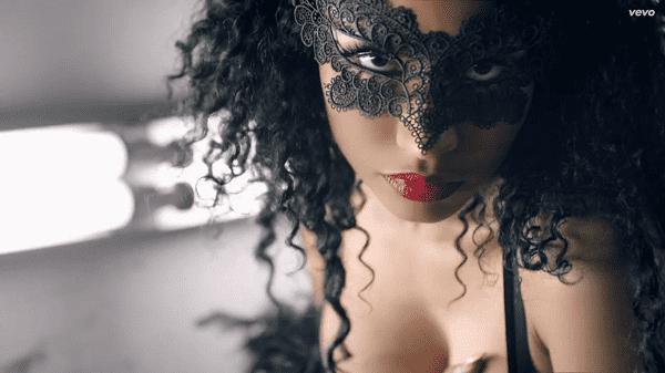 Nicki u spotu za singl 'Only' (foto: printscreen)