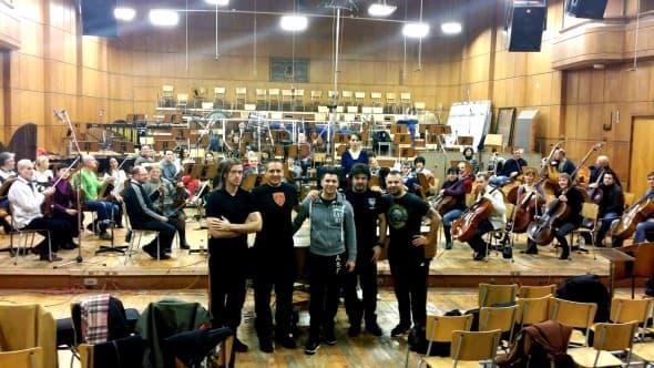 Amadeus bend i bugarska filharmonija