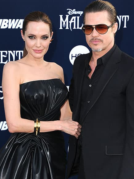 Brad Pitt i Angelina Jolie (foto: people)