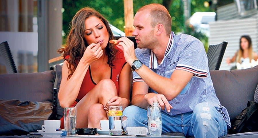 Danijel i Jovana kada su bili u braku (foto: Hello)
