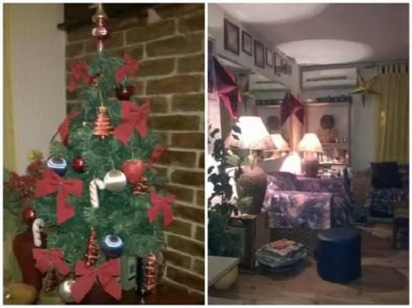 Novogodišnja euforija u domu Divne Karleuše! (foto: Facebook)