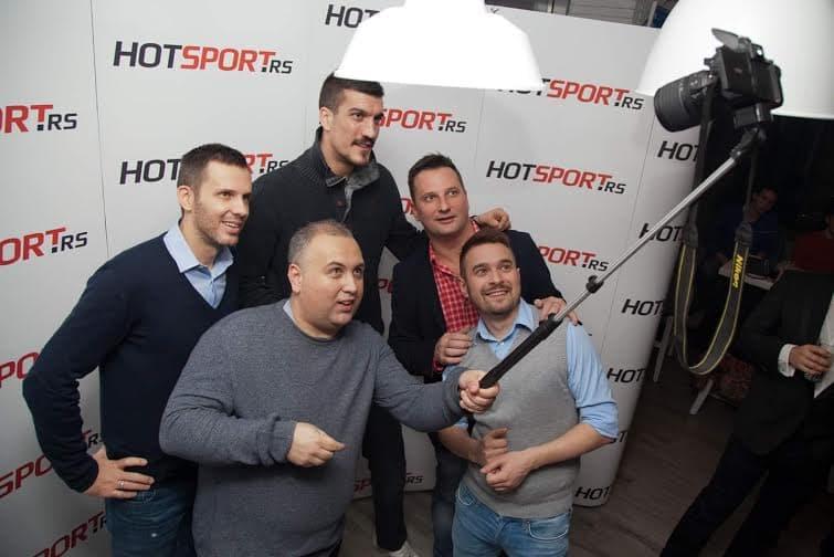 HotSport predstavio aplikaciju!