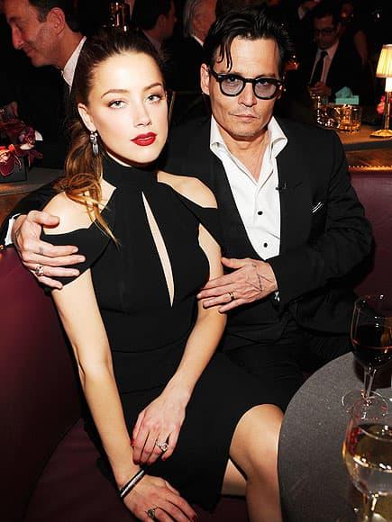 Johny Depp i Amber Heard (foto: people)
