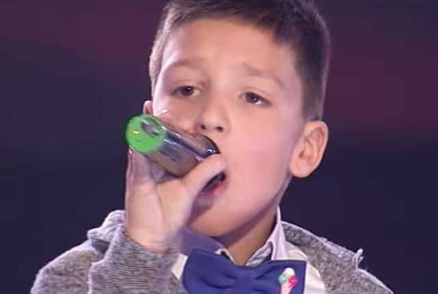 Rasplakao publiku svojim nastupom (foto: printscreen)