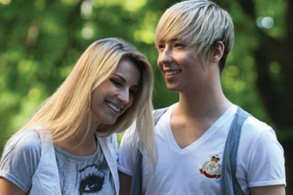 Nekada su bili srećan par (foto: media1)